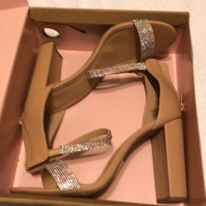 Ladies heels from Charlotte Russe